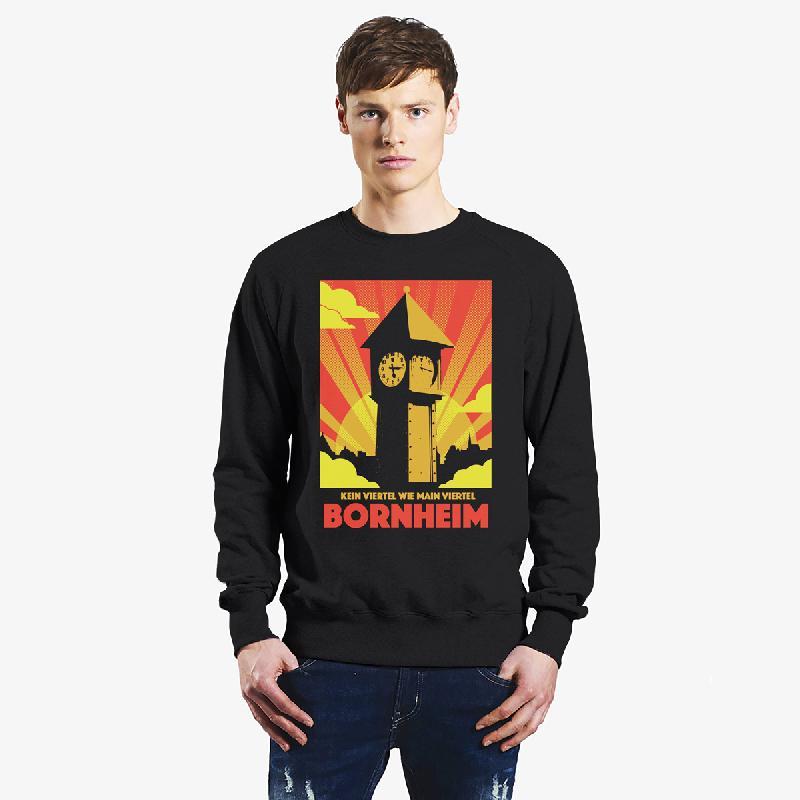 Journal Frankfurt Bornheim Sweater black